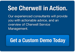 Cherwell in Action
