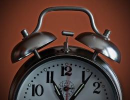 SLA Clock